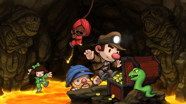 Spelunky Competition