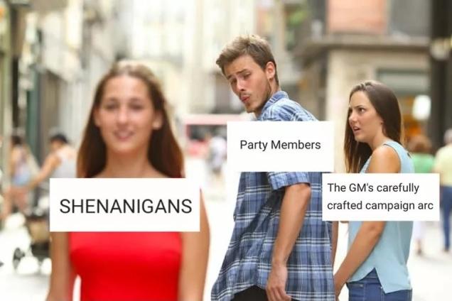 D&D Shenanigans